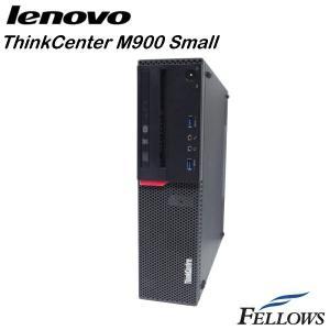 デスクトップ Lenovo ThinkCentre M900 Small  WPS Office付き Windows10 Pro 64bit (Core i5-6500/4GB/500GB/MULTI)中古パソコン|fellows-store