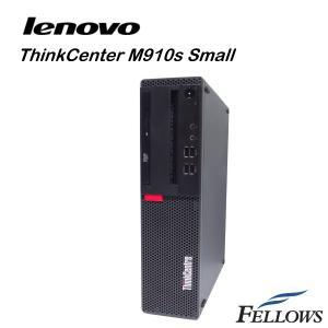 デスクトップ Lenovo ThinkCentre M910s Small  WPS Office付き Windows10 Pro 64bit (Core i5-6500/8GB/500GB/MULTI )中古パソコン|fellows-store