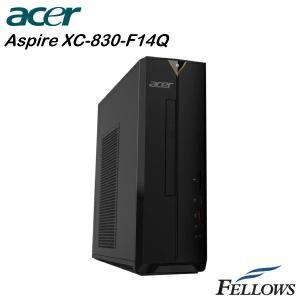 デスクトップ 激安 acer Aspire XC-830-F14Q   省スペース 11ac対応 無線LAN Office付き Windows10 Home 64bit  新品 パソコン|fellows-store