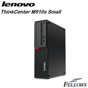 デスクトップ Lenovo ThinkCentre M910s Small 10MK002BJP   3年保証 高性能 4Core 省スペース Office付き Windows10 Pro 64bit  新品 パソコン|fellows-store