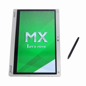 ノートパソコン Panasonic Let'snote CF-MX4 カメラ タッチパネル  無線LAN Office付き Windows10 Home 64bit  Core i5-5300U/4GB/128GB SSD 中古 パソコン|fellows-store|04