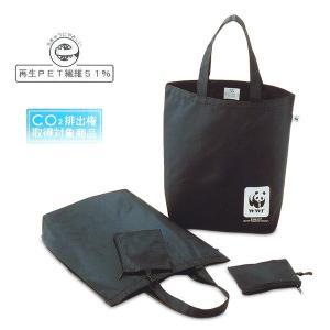WWF再生ペットボトル携帯バッグ|fellows7