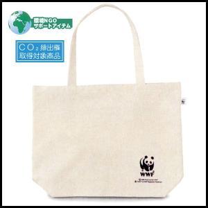 WWFオーガニックキャンバスバッグ|fellows7
