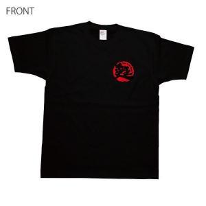 甦り ブラック Tシャツ 東日本大震災 復興 フェローズ チャリティ 商品 fellows7