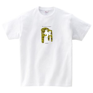 chill out Tシャツ 新型コロナ撲滅Tシャツ 白|fellows7