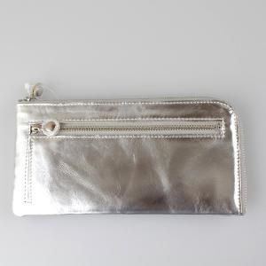 シルバー長財布|femme|02