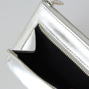 シルバー長財布|femme|06