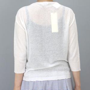 コーザノストラ 綿麻セーター|femme|05