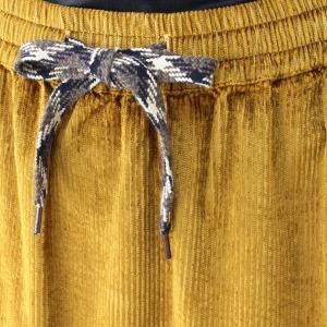コテラック マスタードコーデュロイスカート|femme|15