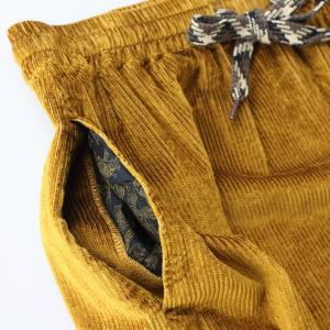 コテラック マスタードコーデュロイスカート|femme|18