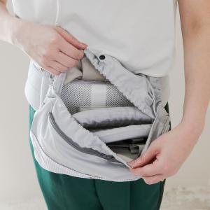 抱っこひも収納カバー 革命 抱っこひもカバー ポケット付 ファムキャリー ベビーキャリー エルゴ 日本製 メール便可[M便 19/20]|femmebelly