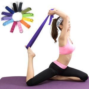 ヨガ ベルト(180cm) ストラップ フィットネス ヨガール Yoga Belt プレミアム スポ...