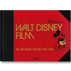 ディズニー Disney 本・雑誌 the walt disney film archives the animated movies 1921-1968 book|fermart-hobby