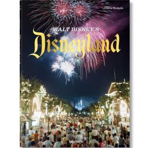 ディズニー Disney 本・雑誌 walt disney's disneyland by chris nichols book|fermart-hobby