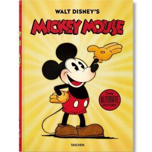 ディズニー Disney 本・雑誌 walt disney's mickey mouse: the ultimate history book|fermart-hobby