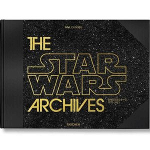 スターウォーズ Star Wars 本・雑誌 the star wars achives 1977-1983 by paul duncan xxl book|fermart-hobby