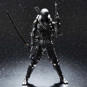 ジー アイ ジョー BAIT x GI Joe x 1000 Toys 1/6 Snake Eyes Figure - Convention Exclusive|fermart-hobby
