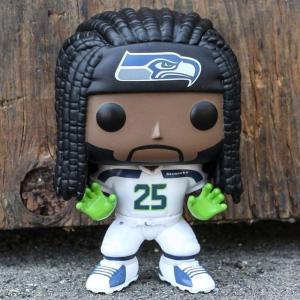 NFL フィギュア pop sports nfl seattle seahawks - richard sherman green/white|fermart-hobby