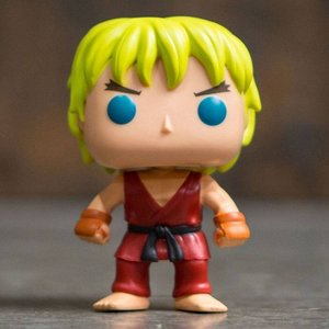 ストリートファイター Street Fighter フィギュア pop games street fighter - ken red|fermart-hobby