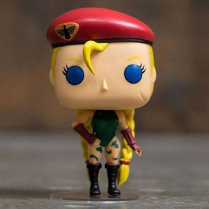 ストリートファイター Street Fighter フィギュア pop games street fighter - cammy green/red|fermart-hobby
