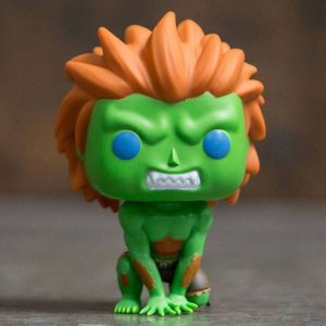 ストリートファイター Street Fighter フィギュア pop games street fighter - blanka green|fermart-hobby