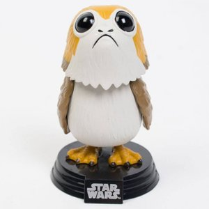 スターウォーズ Star Wars フィギュア pop star wars the last jedi - porg white|fermart-hobby