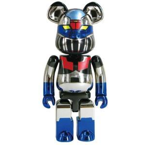ベアブリック メディコム フィギュア・おもちゃ Medicom Medicom Mazinger Z 200% Chogokin Bearbrick Super Alloy|fermart-hobby