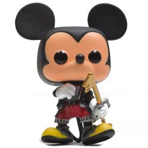 ディズニー Disney Kingdom Hearts フィギュア pop disney kingdom hearts 3 mickey figure black|fermart-hobby