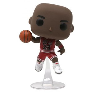 NBA フィギュア pop basketball nba chicago bulls michael jordan red|fermart-hobby
