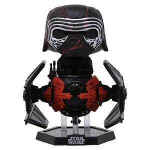 スターウォーズ Star Wars フィギュア pop deluxe star wars the rise of skywalker supreme leader kylo ren in the whisper black|fermart-hobby