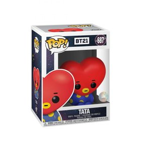 BT21 フィギュア pop animations bt21 tata red|fermart-hobby