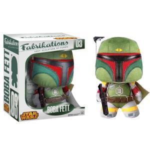 スターウォーズ Star Wars ぬいぐるみ・人形 fabrikations star wars boba fett plush green|fermart-hobby
