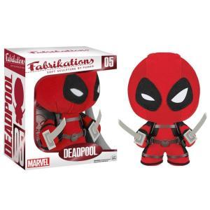 マーベル Marvel ぬいぐるみ・人形 fabrikations marvel deadpool plush red|fermart-hobby