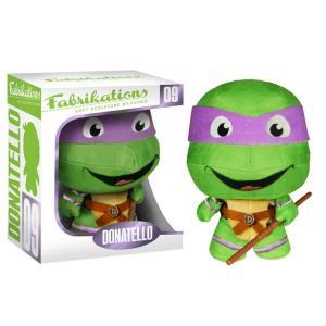 ミュータント タートルズ TMNT Shell ぬいぐるみ・人形 fabrikations tmnt donatello green/purple|fermart-hobby