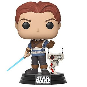 スターウォーズ Star Wars フィギュア pop games star wars jedi fallen order cal kestis with bd-1 tan|fermart-hobby