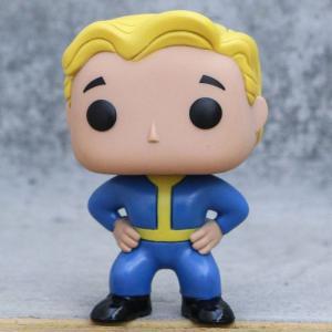 フォールアウト Fallout フィギュア pop games fallout - vault boy yellow/blue fermart-hobby