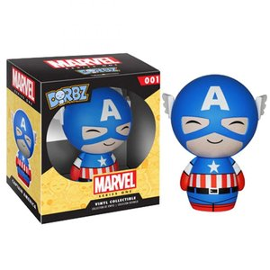 マーベル Marvel フィギュア dorbz marvel captain america blue|fermart-hobby