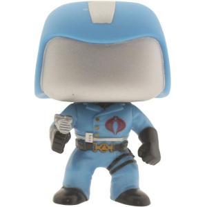 ジー アイ ジョー GI Joe フィギュア bait x pop tv gi joe figure - cobra commander blue|fermart-hobby