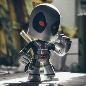 BAIT ファンコ Funko BAIT WonderCon Exclusive x Funko Marvel Deadpool Super Deluxe 9 Inch Vinyl Figure - X-Force|fermart-hobby