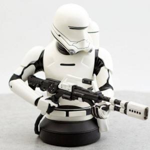スターウォーズ Star Wars フィギュア gentle giant studios star wars ep7 the force awakens first order flametrooper 1:6 scale mini bust white|fermart-hobby