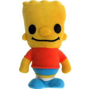 ザ シンプソンズ The Simpsons ぬいぐるみ・人形 the simpsons bart plush red|fermart-hobby
