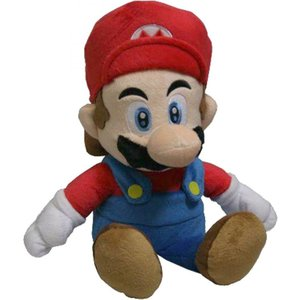 スーパーマリオ おもちゃグッズ Toys and Collectibles Super Mario 13 Inch Plush|fermart-hobby