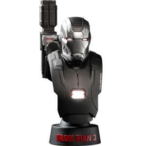 アイアンマン ホットトイズ Hot Toys Hot Toys Iron Man 3 War Machine Mk 2 1/6 Scale Bust Figure fermart-hobby