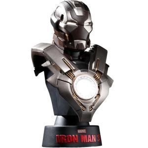アイアンマン ホットトイズ Hot Toys Hot Toys Iron Man 3 Iron Man Mark 24 1/6 Scale Bust Figure fermart-hobby