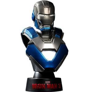 アイアンマン ホットトイズ Hot Toys Hot Toys Iron Man 3 Iron Man Mark 30 1/6 Scale Bust Figure fermart-hobby