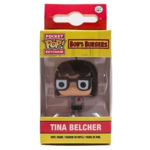 ボブズ バーガーズ Bob's Burgers フィギュア キーチェーン pocket pop bob's burgers tina belcher keychain figure tan|fermart-hobby