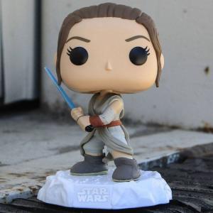 スターウォーズ Star Wars フィギュア pop star wars the force awakens - rey with lightsaber gray|fermart-hobby