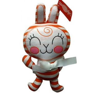 アンナ チャンバース おもちゃグッズ Toys and Collectibles Anna Chambers Bunny Orange Stripe Plush fermart-hobby