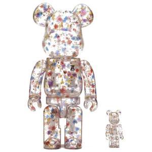 ベアブリック Bearbrick フィギュア anrealage 100% 400% bearbrick figure set multi fermart-hobby