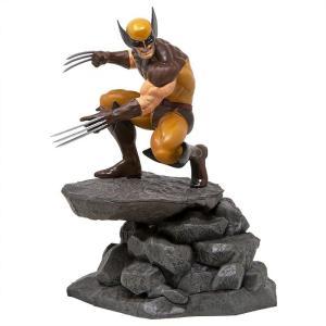 マーベル Marvel 彫像・スタチュー diamond select toys marvel gallery x-men wolverine comic pvc statue yellow|fermart-hobby